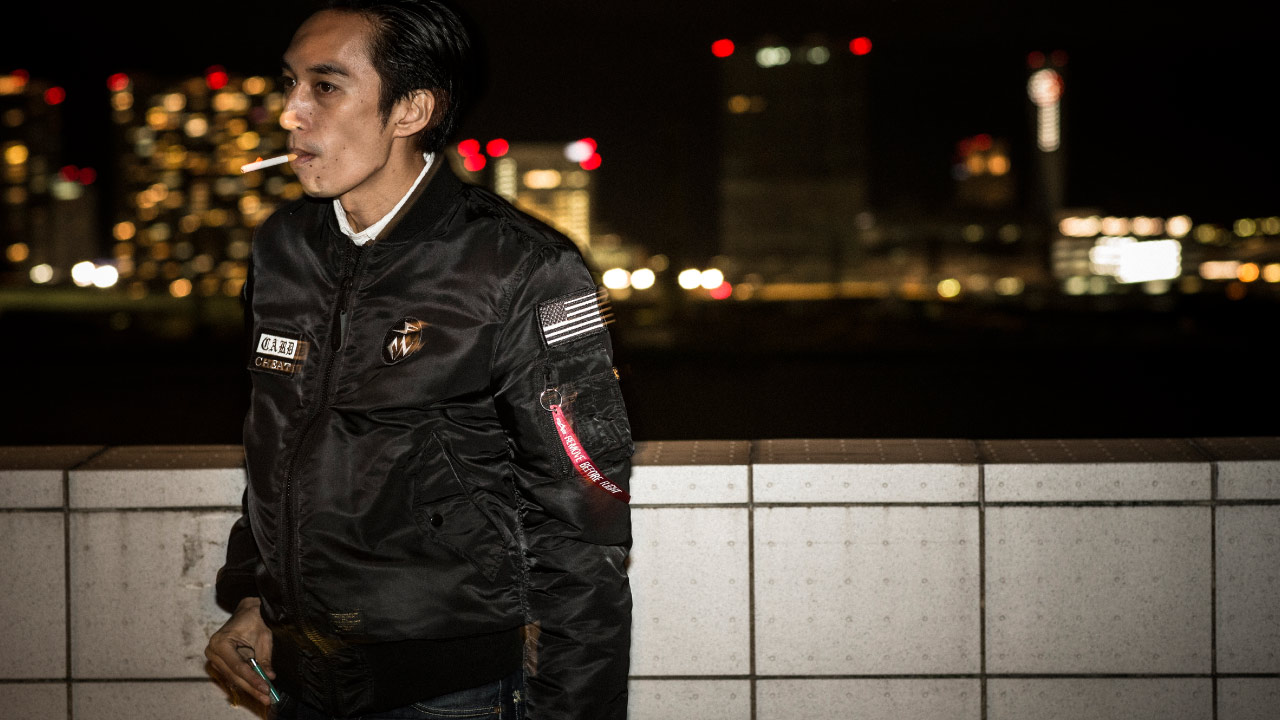 FTC×ALPHA INDUSTRIES-270