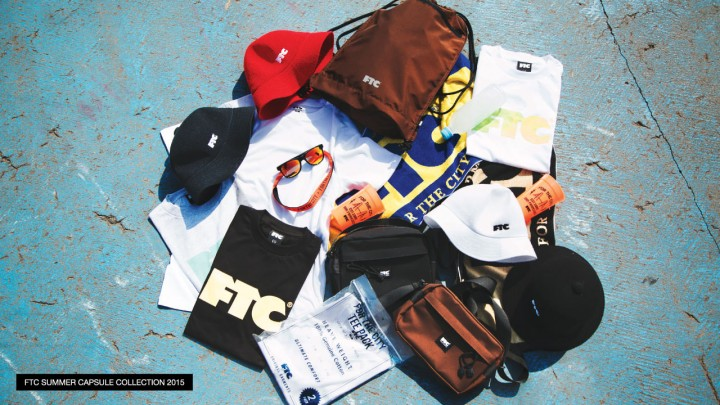 FTC SUMMER CAPSULE COLLECTION 2015-1378