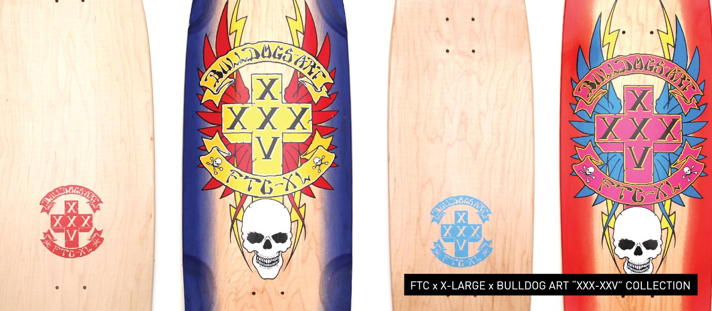 FTC XL DECK