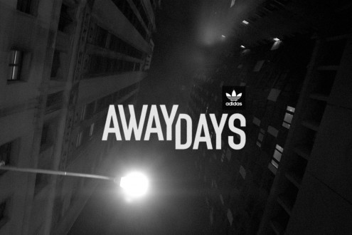 adidas Skateboarding -Away Days-