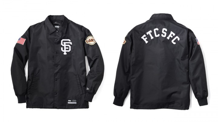 "FTC x MLB ""SAN FRANCISCO GIANTS"" x NEW ERA-3790"