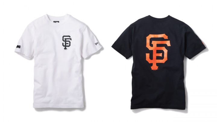 "FTC x MLB ""SAN FRANCISCO GIANTS"" x NEW ERA-3789"