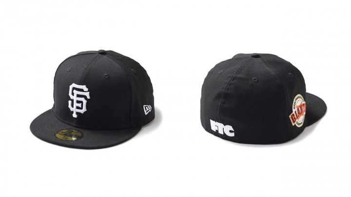 "FTC x MLB ""SAN FRANCISCO GIANTS"" x NEW ERA-3788"