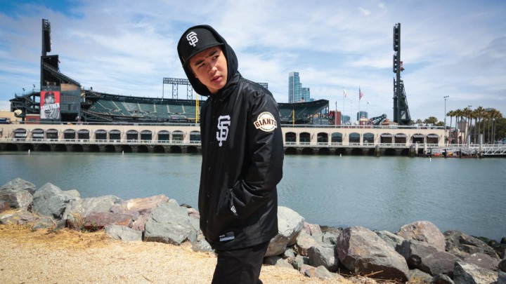 "FTC x MLB ""SAN FRANCISCO GIANTS"" x NEW ERA-3594"