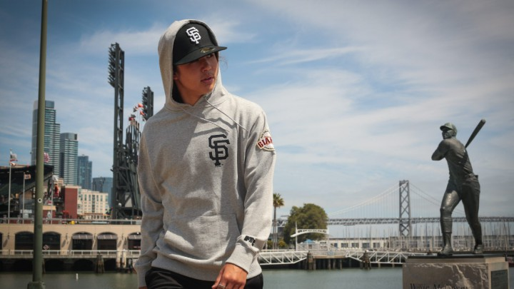 "FTC x MLB ""SAN FRANCISCO GIANTS"" x NEW ERA-3592"