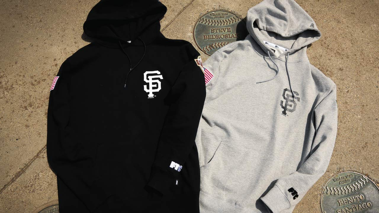 "FTC x MLB ""SAN FRANCISCO GIANTS"" x NEW ERA-3593"