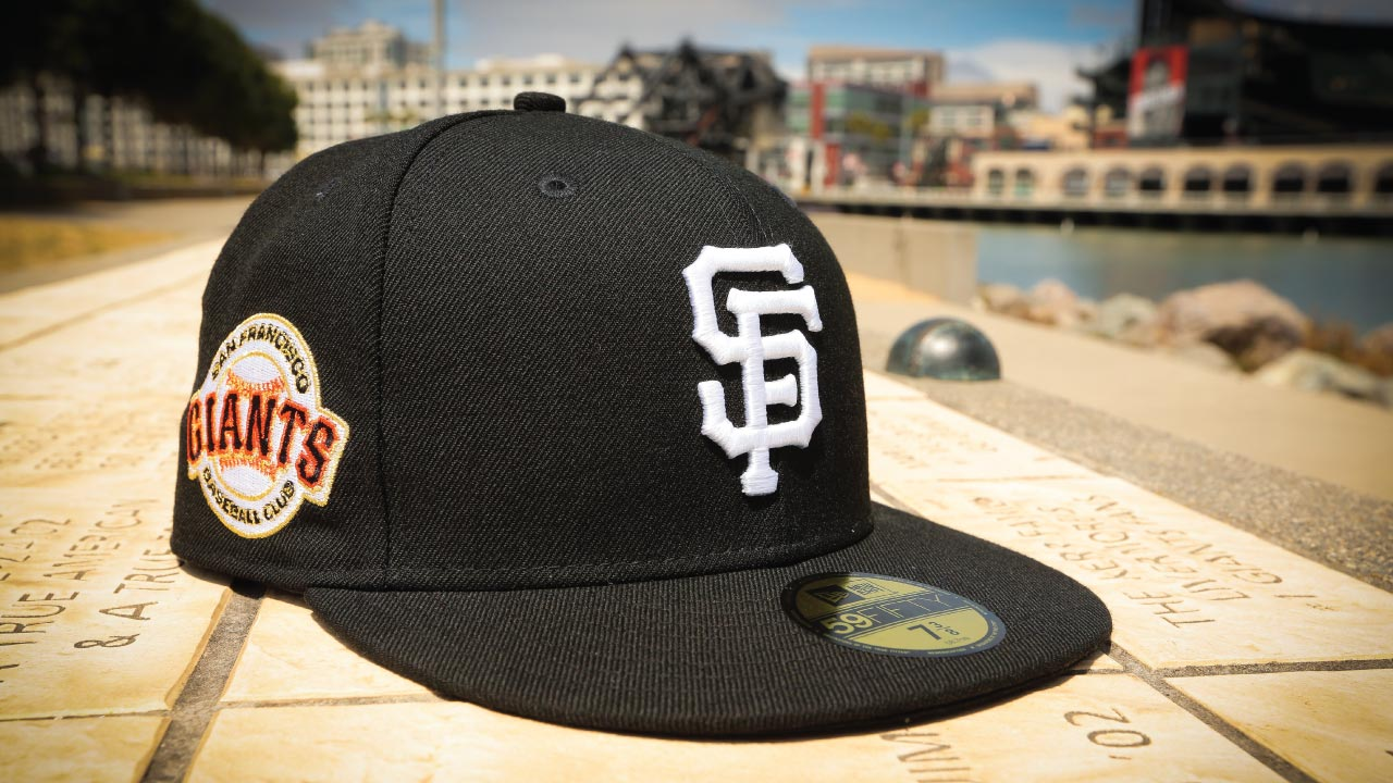 "FTC x MLB ""SAN FRANCISCO GIANTS"" x NEW ERA-3590"