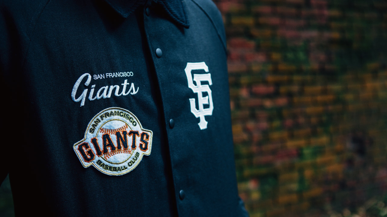FTC x SAN FRANCISCO GIANTS x NEW ERA COLLECTION 2017-5132